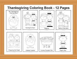 thanksgiving coloring books printable thanksgiving coloring book u2013 festival collections