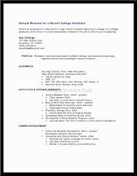 Job Resume With No Experience by Resume With No Work Experience Resume Examples No Experience Arv