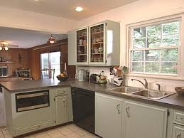 How To Paint Old Kitchen Cabinets Howtos DIY - Can you paint your kitchen cabinets