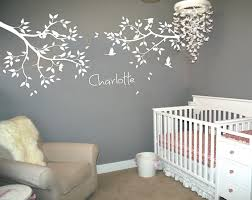 Tree Decal For Nursery Wall by Online Buy Wholesale Tree Wall Decal White From China Tree Wall
