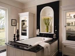 bathroom black and white interior bathroom ideas alongside white