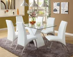 dining room table seats 8 val modern dining table black brown
