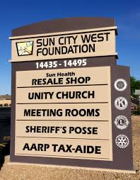 Sun City West Az Floor Plans Sun City West Foundation