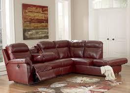 leather sectional sofa recliner maverick saddle reclining sectional sofa s3net sectional sofas