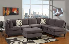 Grey Sofa And Loveseat Set Interior Mesmerizing Overstuffed Couches With Fascinating