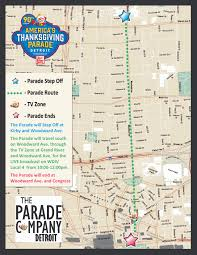 what day was thanksgiving on this year navigating the detroit thanksgiving day parade street closures