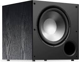 3 subwoofers home theater polk audio psw108 powered subwoofer at crutchfield com