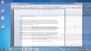 how to save as pdf from ms office 2007 youtube
