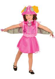 nickelodeon paw patrol halloween costumes for kids
