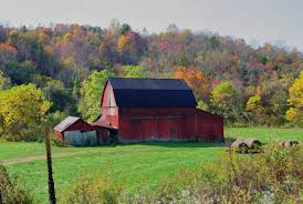 big red barn farm rustic room venues theme ideas vintage