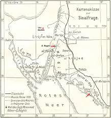 Exodus Route Map by Uncategorized Ancient Exodus