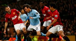 Pertandingan MU vs Manchester City