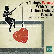Mistakes You     re Probably Making On Your Online Dating Profile