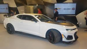 Fastest Muscle Car - chevrolet reveals camaro zl1 1le surely the fastest lapping