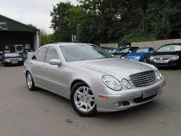used 2005 mercedes benz e class e320 cdi avantgarde lhd usa spec