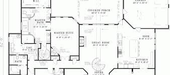 Ranch Style House Plans With Basement by Ranch Style Floor Plans With Basement Daylight Basement House