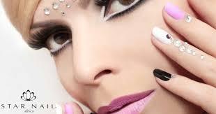 cosmeticweb become a nail technician through star nail
