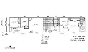 3d double wide floor plans kitchen counter design 28 x 40 double