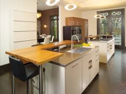 Zebra Wood Kitchen Cabinets This Month U0027s Home Project Cool Clever Kitchen Atlanta Home