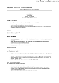 Entry Level Resume Examples by Good Resume Example 20 Resume Template Bw Executive Uxhandy Com