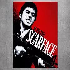 Scarface Home Decor Popular Scarface Art For Home Decor Canvas Buy Cheap Scarface Art