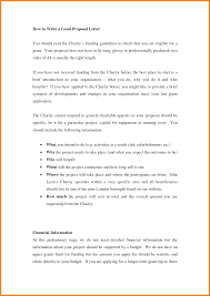 Letter Business Proposal by 7 How To Write A Business Proposal Example Ledger Paper