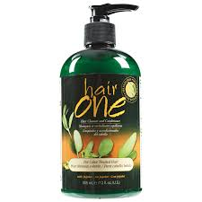 hair one jojoba hair cleanser conditioner