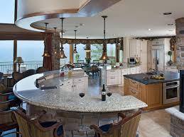 extraordinary l shaped kitchen island with coney stone island