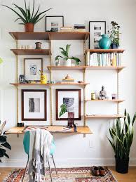 Wall Hanging Shelves Design Wall Mounted Shelving Systems You Can Diy Space Hack Shelving