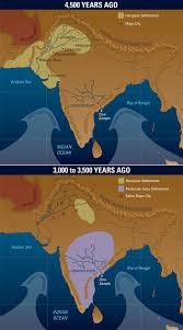 Ancient India Map by Climate Change Spurred Fall Of Ancient Culture Oceanus Magazine