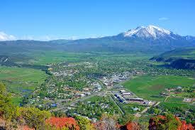 Southwest Colorado Map by Carbondale Colorado Wikipedia