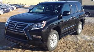 lexus lx for sale in canada 2014 lexus gx 460 4wd premium package review canada youtube