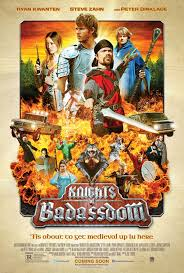 The Knights of Badassdom