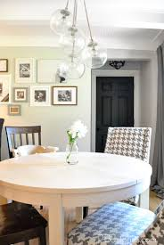 Dining Room Makeovers by Pbjstories Our Little Dining Room Makeover Pbjreno