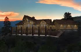 log cabin floor plans blackhawk yellowstone log homes