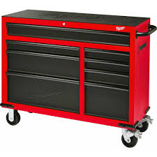 black friday home depot tool box milwaukee 46 in 8 drawer rolling steel storage cabinet red and