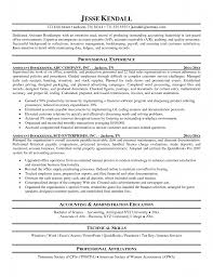 Accounts Payable Resume Skills Bookkeeper Resume Examples Resume For Your Job Application