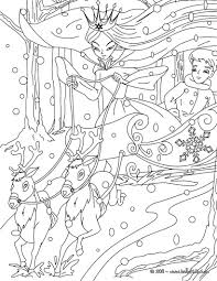 snow fairy coloring page kids drawing and coloring pages marisa