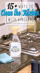 40 ways to clean your home more naturally with vinegar the