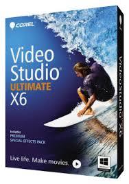 آموزش کامل کار با نرم افزار میکس Corel Video Studio Pro X6 (بصورت فایل ویدئویی)