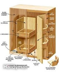 Blind Corner Kitchen Cabinet by 10 Best Useless Kitchen Cabinet Ideas Images On Pinterest