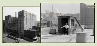 Metropolitan Shed How James Cagney Filmed Lady Killer Chaplin Keaton Lloyd Film