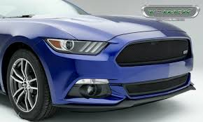 Ford Mustang Gt Black T Rex Ford Mustang Gt Upper Class Formed Mesh Grille Bumper