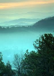 foothills of the Appalachian Mountains