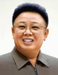 Kim Jong Il's smile by ShitAllOverHumanity - kim_jong_il__s_smile_by_shitalloverhumanity-d5d4mw9