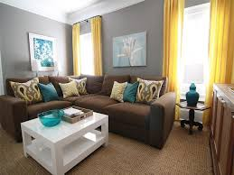 Teal Livingroom by Adorable 20 Grey Yellow Living Room Decor Design Ideas Of 29