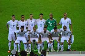 Algerische Fußballnationalmannschaft