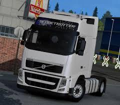 2009 volvo truck volvo fh13 440 1 21 x truck euro truck simulator 2 mods