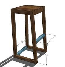 Designer Bar Stools Kitchen by Best 25 Wood Bar Stools Ideas On Pinterest Pallet Bar Stools