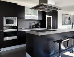 stunning curved kitchen island ideas orangearts black and white